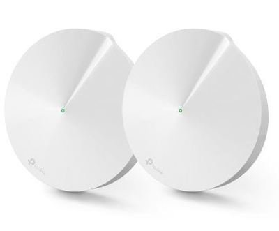 TP-Link AC1300 + AV600 Whole Home Hybrid Mesh Wi-Fi System Deco P7(2-Pack)