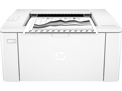 HP LaserJet Pro M102w Printer