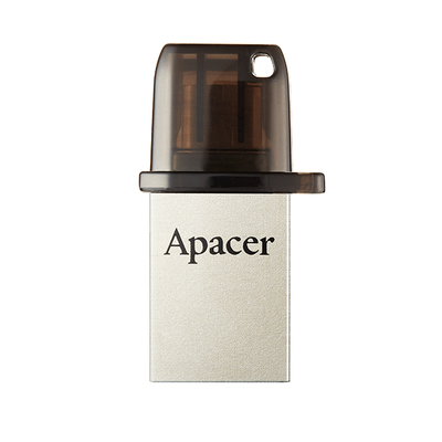 Apacer OTG AH175 USB 2.0 Dual Flash Drive 8GB