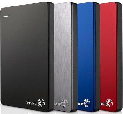 Seagate Backup Plus Portable Drive 1TB
