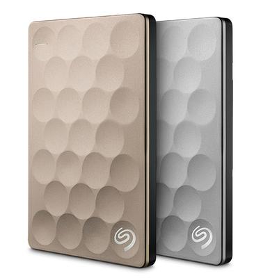 Seagate Backup Plus Ultra Slim Portable Drive 1TB