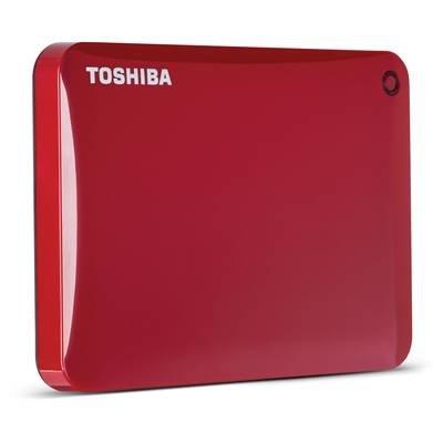 Toshiba Canvio Connect II Portable Hard Drives 2TB