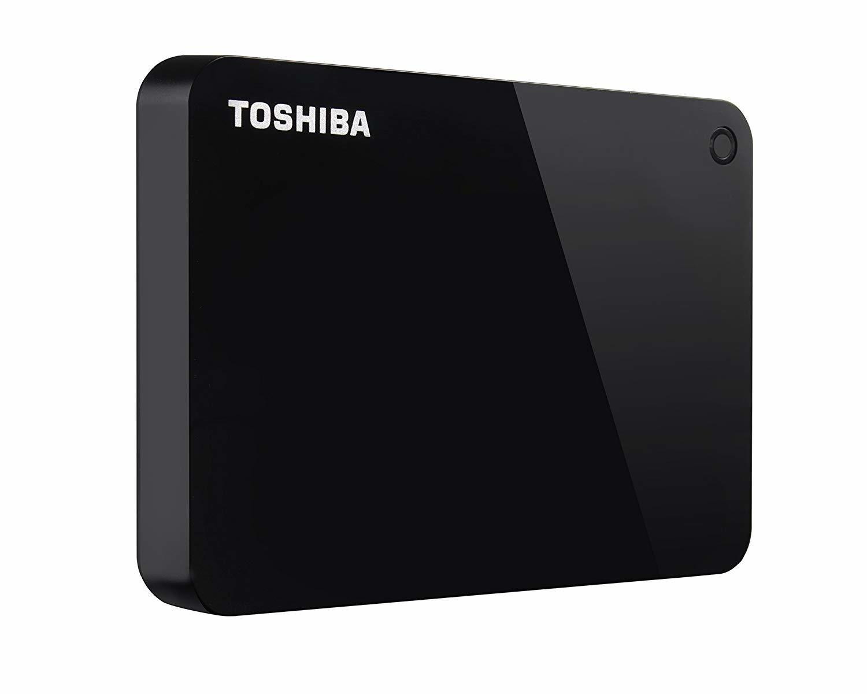 Toshiba Canvio Advance Portable Hard Drives 1TB