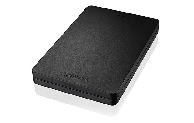 Toshiba Canvio Alu Portable Hard Drives 1TB
