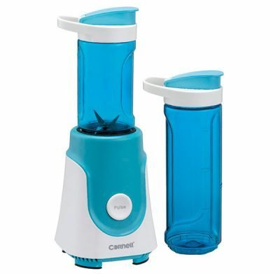 Cornell CPB-E600B Personal Blender With BPA-Free Sport Bottle