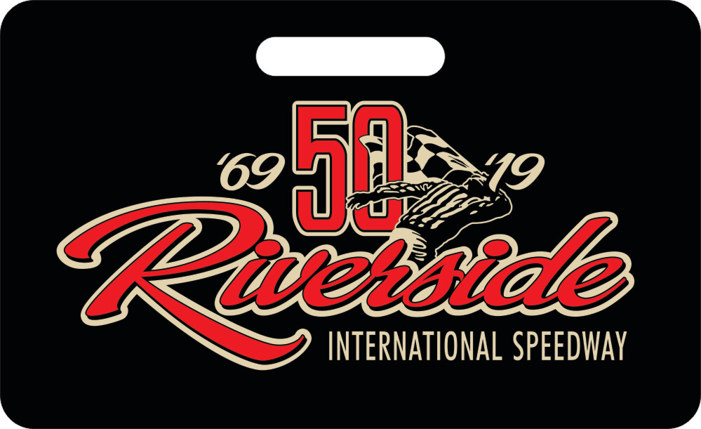 RIS50 Seat Cushion (Available at the Track)