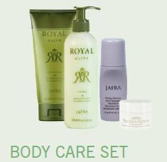 Basic Body  Set - 4 producten
