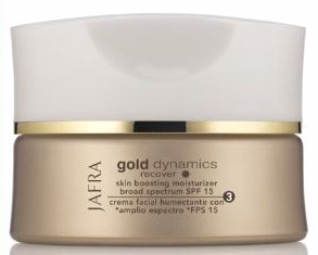 Gold Skin Boosting Moisturizer SPF 15