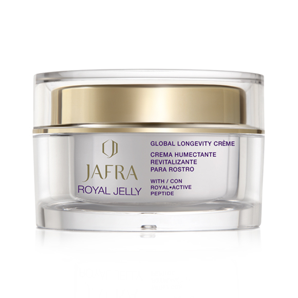 NIEUW - Royal Jelly Global Longevity Cream