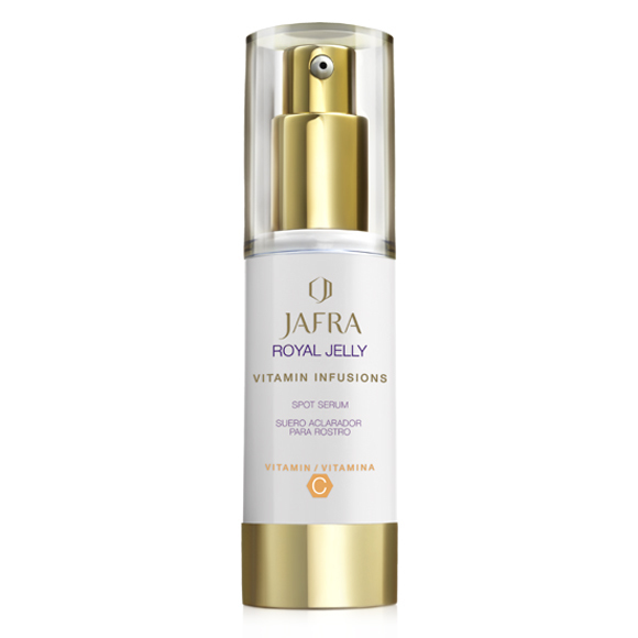 NIEUW - Royal Jelly Vitamin Infusion Dark Spot Serum