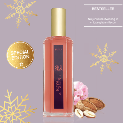 Royal Almond Body Oil Special Edition,100 ml