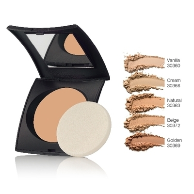 Two-in-One Powder Makeup