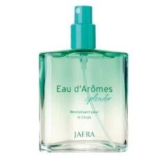 Eau d'Arômes Splendor - Revitalizing Body Spray for Woman