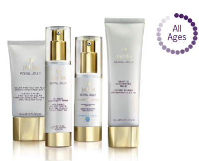 Jafra Royal Jelly RITUAL Basic Set