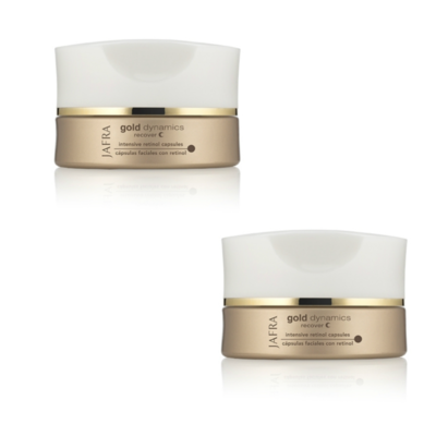 Retinol Duo Set - Gold Intensive Retinol Capsules