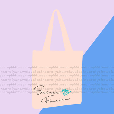 PRE-ORDER  Shinee Forever Tote