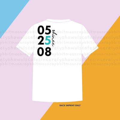 PRE-ORDER  052508 Shirt white