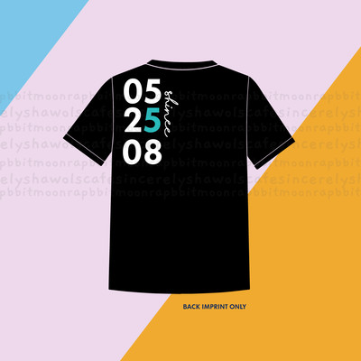 PRE-ORDER  052508 Shirt Black