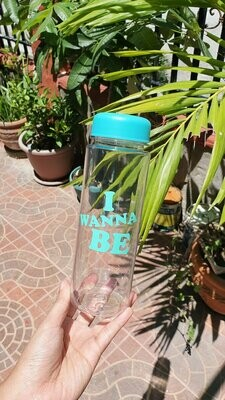 [PRE-ORDER] I Wanna Be Water Bottle