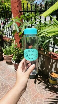 [PRE-ORDER] Best Chois Water Bottle