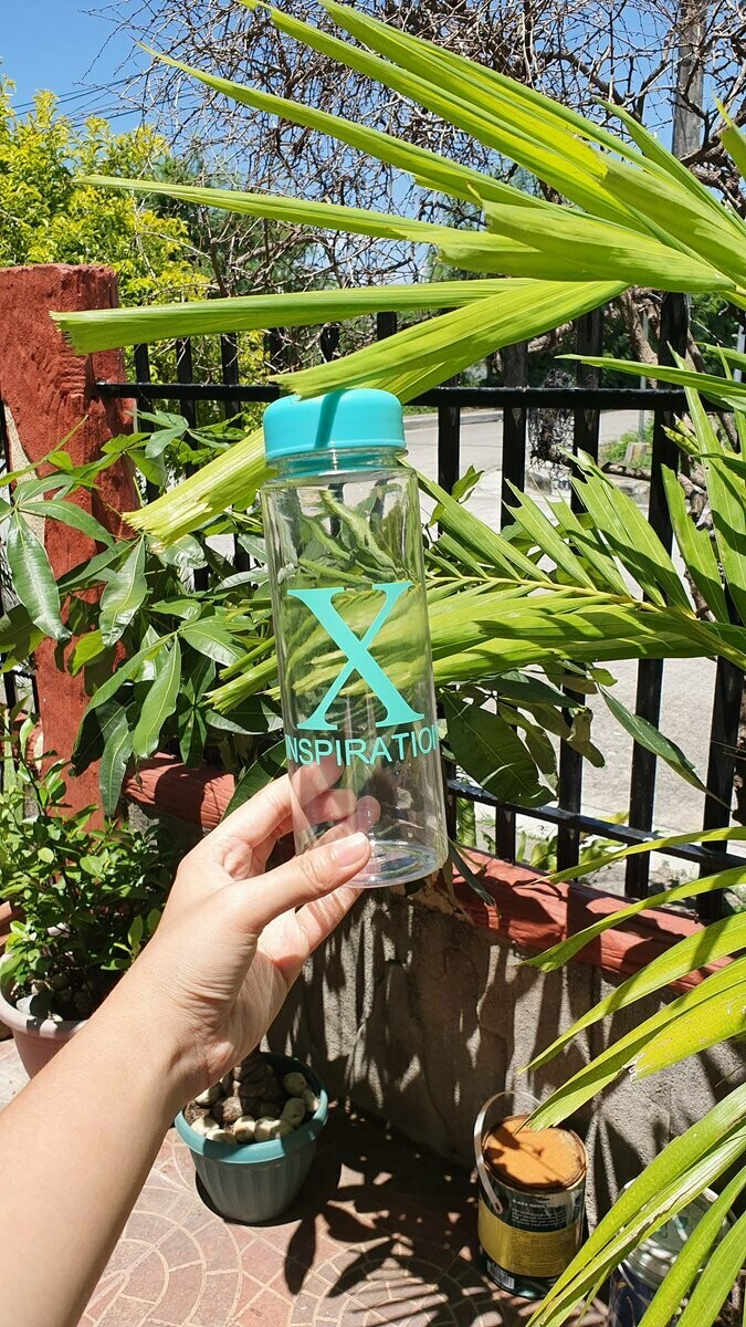 [PRE-ORDER] Xinspiration Water Bottle