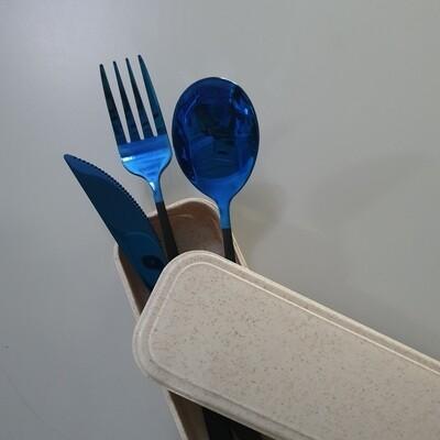 Sincerely Shawols Spoon Fork Knife