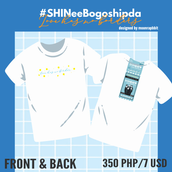 PRE-ORDER  TICKET TO SHINEE