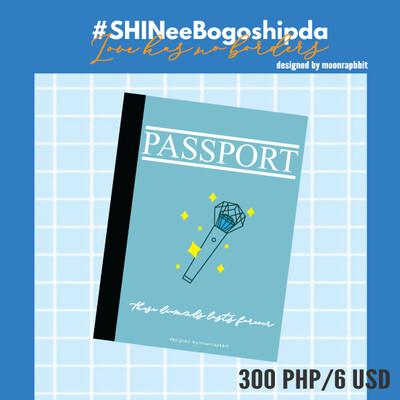 PRE-ORDER  PASSPORT CASE