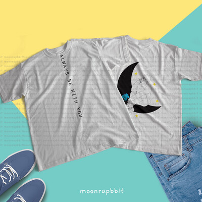 [PRE-ORDER] Shirt: ALWAYS BE WITH YOU