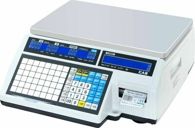 Весы CAS CL5000J-15 IB (Ethernet)