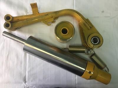 Ролик прижимной на автокран КС-6476