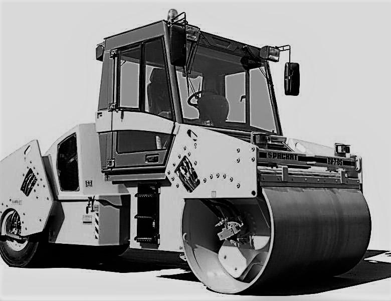 711 C3B Редуктор планетарный с адаптером для катков RV-21-DT-01
