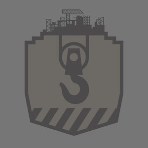 Гидроцилиндр вывешивания крана нового образца Галичанин КС-55713, КС-55715, КС-45719