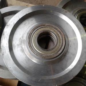 Блок полиспаста 345х150 сталь для автокрана Ивановец КС-3577