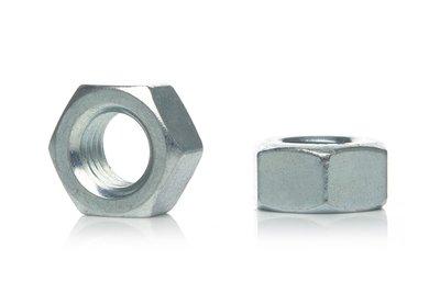 Гайка М20 (мелкий шаг) 20х1,50 DIN934