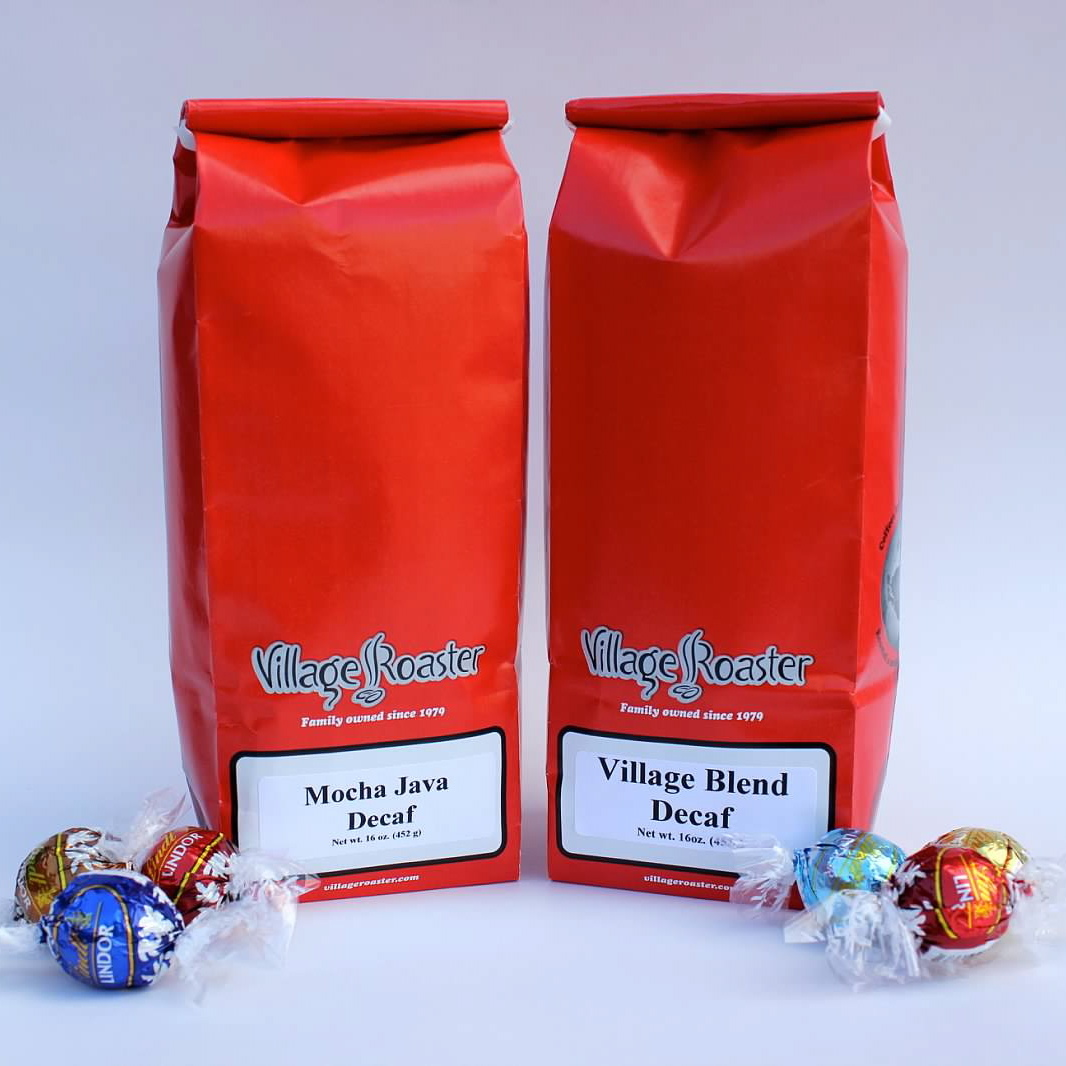 Coffee Lovers Unite Gift, Decaf 01177