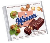 Manner Wafers, Hazelnut 01526