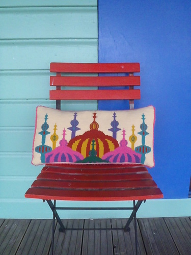 Pavilion Tops - Tapestry Needlepoint Kit