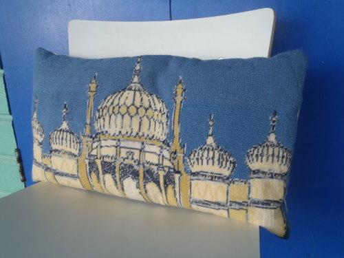Brighton Royal Pavilion - Tapestry Needlepoint Kit