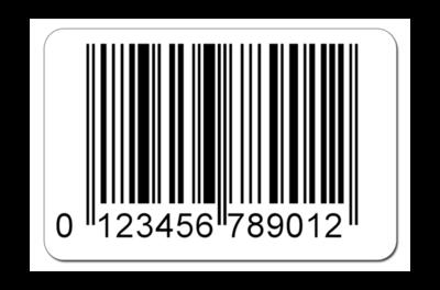 5 EAN-13 Codes