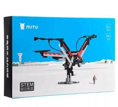 Конструктор Xiaomi MITU Block Power Machinery Wings MTJM02IQI (Rice Rabbit)