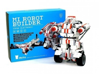 Радиоуправляемый робот (умный конструктор) Xiaomi Mi Bunny Blocks Robot (JMJQR01IQI)