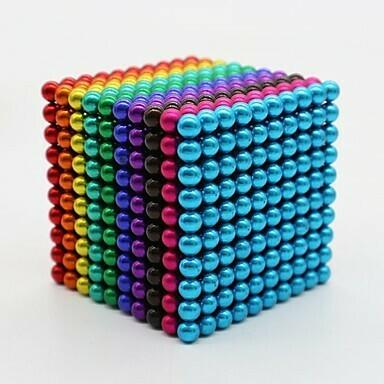 Неокуб 5 мм 10x10x10=1К COLOR