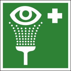 Пункт обработки глаз
