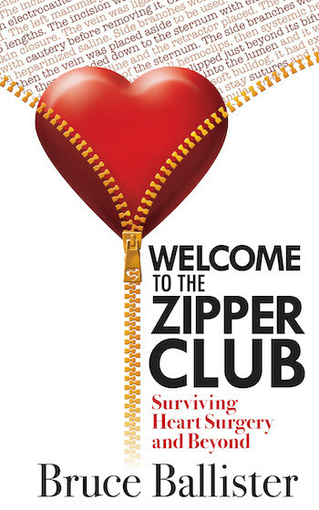 Welcome to the Zipper Club (paperback)