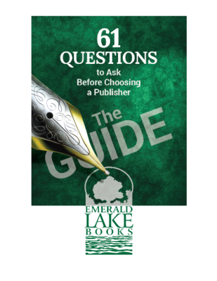 61 Questions to Ask Before Choosing a Publisher