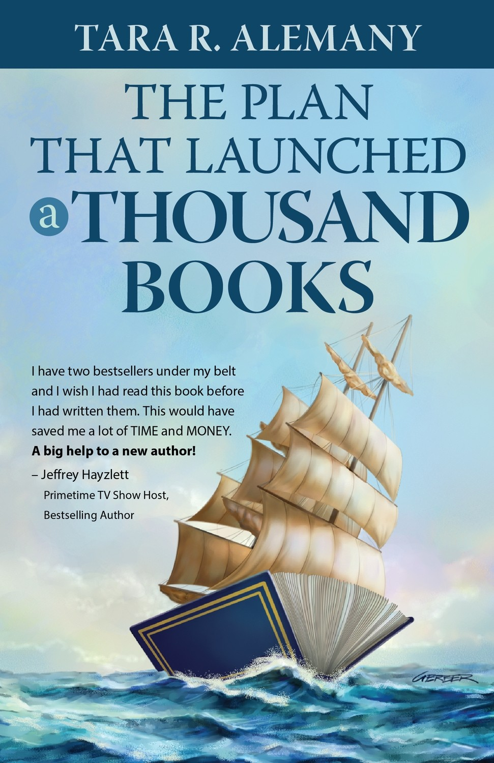 The Plan that Launched a Thousand Books, 2nd ed. (Kindle)