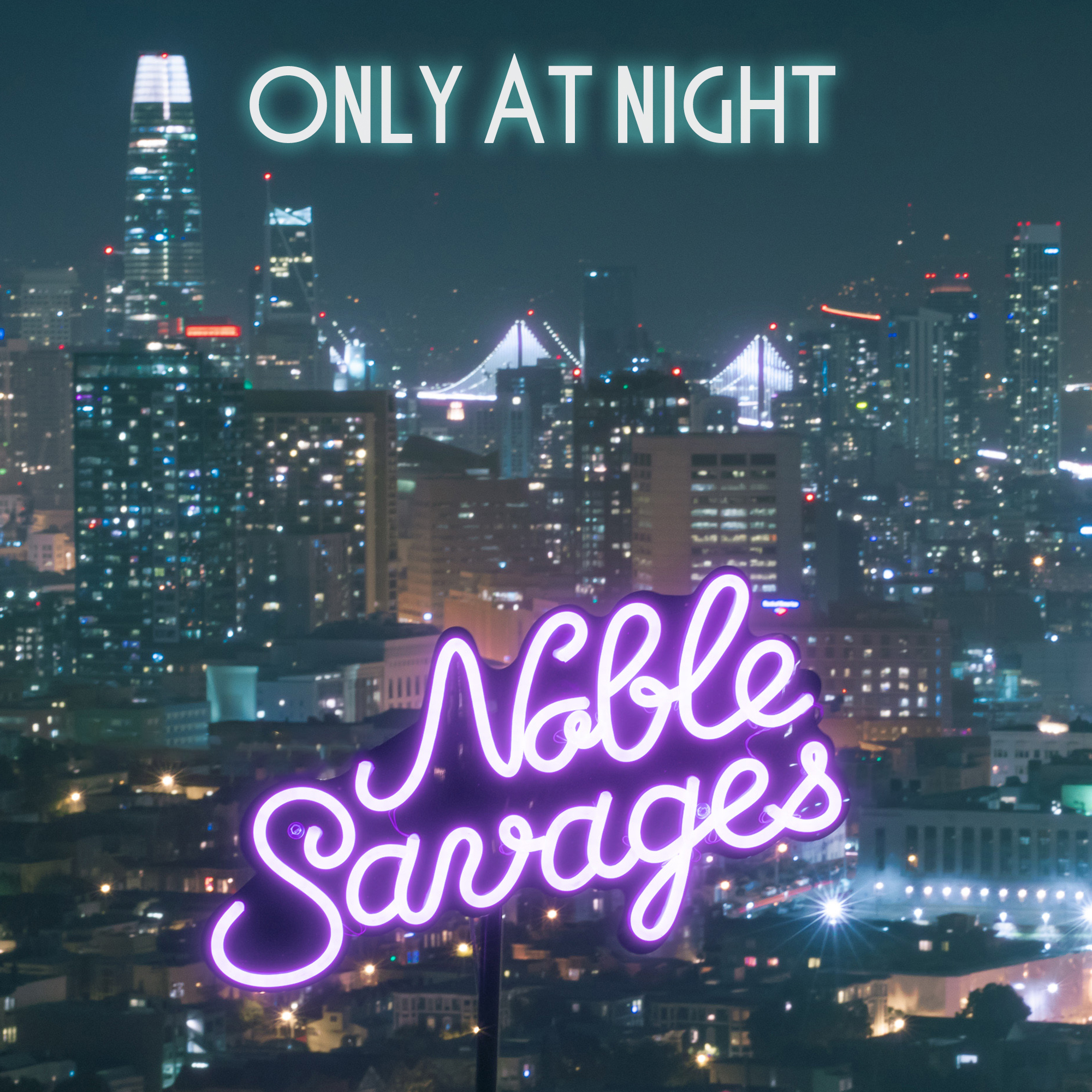 Only at Night CD 00002