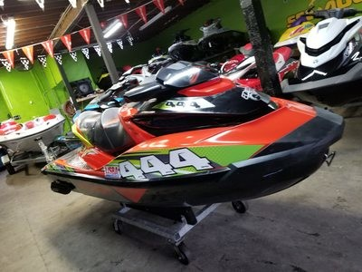 2017 Sea Doo Bombardier RXT-X 300 Two Seater with Reflash 8640 RPM - Riva Intake Filter-Sola Propeller - Stainless Steel Propeller Skat trak  , Stainless Steel  Housing - Stain Steel  Housing Pump