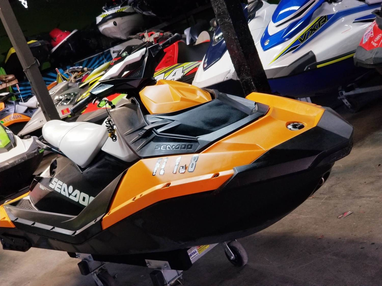 2015 Sea-Doo Spark 2up ROTAX 900 HO ACE